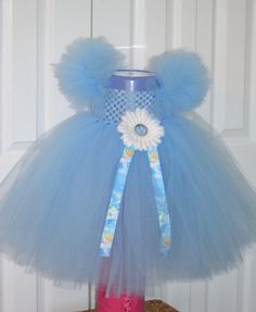 Cinderella Tutu Dress with sleeves