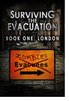 http://bookbarbarian.com/surviving-the-evacuation-by-frank-tayell/ Nowhere is safe from the undead. His leg broken, Bill is stranded in London when it's evacuated. Alone, running out of food, with zombies filling the streets, he ventures out in wasteland, hoping he is not the last person alive.