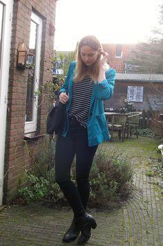 My Merry Morning: Outfit | De Groene Blazer