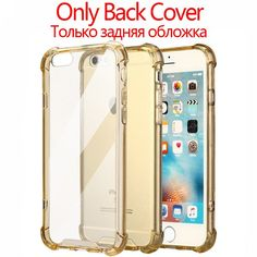 Silicone Flexible Soft Cover Case For Apple iPhone 6 6S/6 S Plus Front Back Full Protect Phone Coque Capinha For iPhone 6s Case
