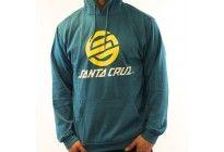 Santa Cruz Stripknot 2 Men's Blue Hoodie