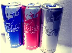 Special editions by Red Bull