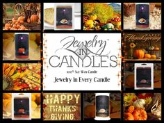 Its the gift that gives twice. https://www.jewelryincandles.com/store/anastasia/