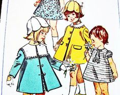 toddler girl coat pattern - Google Search