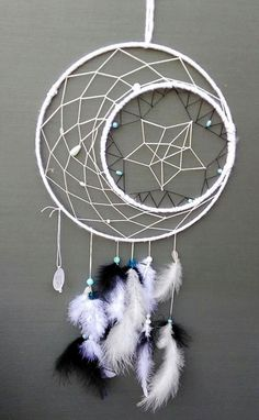 DIY Beautiful and Unique Dream Catcher Ideas (20)