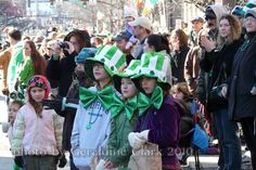 St Patrick's Day Parade Binghamton NY 2010 ...photo by geraldine clark
