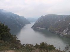 Somewhere on the Danube