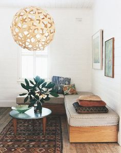 Design on Another Level: Platform Furniture, Raised Rooms and Other Ideas…