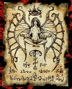 """Mystic Goddess of Almuric"" by MrZarono on DeviantArt"