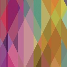 Buy Cole & Son Wallpaper in Australia. From the Geometric II Collection. Prism Kaleidoscopic shards of pinks, oranges, purples, greens & blues. Roll: x Pattern Repeat: straight match Geometric Wallpaper, Pattern Wallpaper, Cole And Son Wallpaper, Home Projects, Sons, Whimsical, Stripes, Purple, Instagram Posts