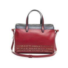 d342ea244b Yves Saint Laurent   Pre-Owned Saint Laurent Red and Black Borsa Flirty Bag    style   343352801