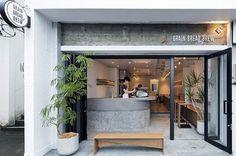 *샌드위치 상점 [ PUDDLE ] Grain Bread and Brew_Tokyo,Japan :: 5osA: [오사]