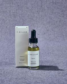 f.miller beard oil Tamanu Oil, Jojoba Oil, Borage Oil, Pomegranate Seed Oil, Rosehip Seed Oil, Primrose Oil, Vitis Vinifera, Beard Oil, Face Oil