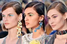 Every Makeup Look from Spring 2018 Fashion Shows