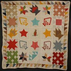 c.1870  adore this quilt...