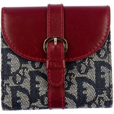 Pre-owned Christian Dior Diorissimo Wallet