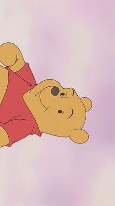 Wallpaper Disney Cute Winnie The Pooh Ideas Winnie The Pooh Cartoon, Cute Winnie The Pooh, Winne The Pooh, Winnie The Pooh Friends, Dope Wallpaper Iphone, Disney Phone Wallpaper, Trendy Wallpaper, Cute Cartoon Pictures, Cartoon Pics