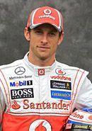 Jenson Button - F1 Grand Prix Driver for McLaren Team