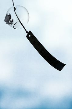 Japanese wind chime: by Yoriko YOUDA