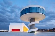 Six Essential Materials & The Architects That Love Them / Oscar Niemeyer / Niemeyer Center, Asturias, Spain. Image © Iñigo Bujedo-Aguirre