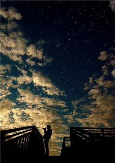 夜空とか星の画像ください|つまみぐいにゅーす|2chまとめ