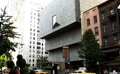 THE WHITNEY MUSEUM OF AMERICAN ART is the world's leading museum of 20th-century and contemporary art of the US. Focusing particularly on works by living artists, the Whitney is celebrated for presenting important exhibitions and for its renowned collection, which comprises over 19,000 works by more than 2,900 artists. The Whitney Biennial, the museum's signature exhibition, has become the most important survey of the state of contemporary art in the US. (Pay-What-You-Wish Fridays, 6–9pm)