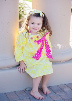 Just ordered this adorable outfit for the girls. A Pocket Full of Sunshine Boutique.