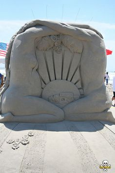 JPB: Sand Sculpture collection7 | Iryna & Andre