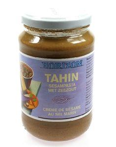 Tahin: heel gezond, en ook zelf te maken.
