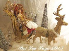 shari+depp+designs | ... inch dolls, Jennifer Sutherland and Tonner dolls by Shari Depp Designs