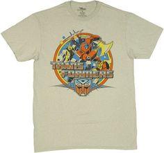 Transformers Autobots Circled T Shirt