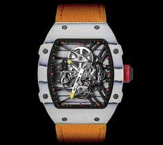Richard Mille Tourbillon RM 27-02 Rafael Nadal – Уникальные часы для Рафаэля Надаля | Luxurious Watches