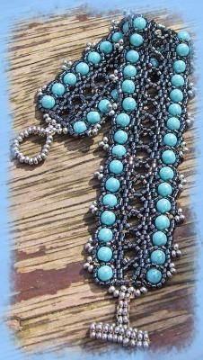 bracelet beads - delica miyuki