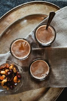 hot buttered rum {via not without salt}