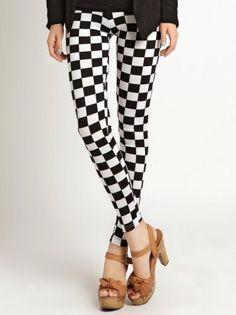MOMOLAND Toddler Little Big Girls Legging Pants Stripes Print Elastic Waist Knit Cotton