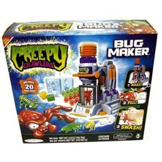 Creepy Crawlers | A '90s Kid's Christmas list...these happen to be in my closet at home still!!