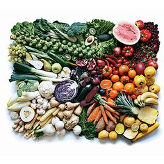 Eat the rainbow | Boost your energy, drop pounds, and feel happier than ever with these diet tweaks.