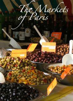 The Markets of Paris http://solotravelerblog.com/markets-paris/
