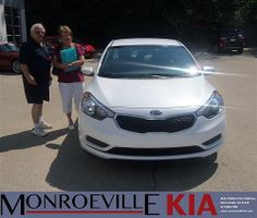 Happy Birthday to Edward F Konop from Andrew Mulheren  and everyone at Monroeville Kia! #BDay