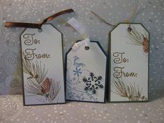 Gift tags - Scrapbook.com