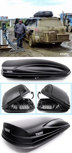 7 Best Rooftop Cargo Boxes Images Roof Box Cargo Car Roof Box