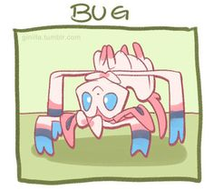 Already know Sylveon's type, but cute!!