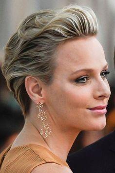 Les coiffures de Charlene de Monaco - L'Express Styles