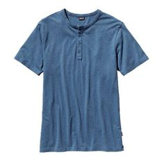 M's Daily Henley (52475)