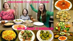 Gay Family Russian Food Muckbank (먹방) - Why We Decided To Homeschool
