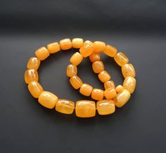 Baltic Amber Beautiful Necklace. Antique Yellow Color. Weight ~ 60 g.  #ET0308 Baltic Amber Beautiful Necklace. Antique Yellow Color. Weight ~ 60 g.  #ET0308 603,90 US$