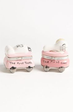 First Tooth & Curl Treasure Box Set #Nordstrom #Gift keepsake $30
