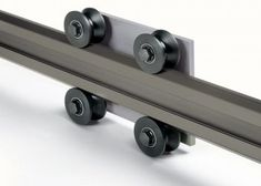 Rollon, Linear Line: linear motion guides and systems. Linear caged ball bearings and recirculating ball bearing rails. Truck Bed Storage, Tool Storage, Extruded Aluminum, Aluminium, Linear Line, Diy Home Gym, Linear Actuator, Metal Bending, Bed With Slide