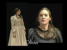 Characterization: Olivia is a countess, loved by Orsino but in love with the male persona of Viola in Twelfth Night.