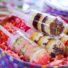 Cake push pop :)